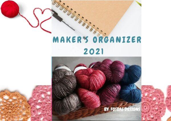2021 Organizer - main product image