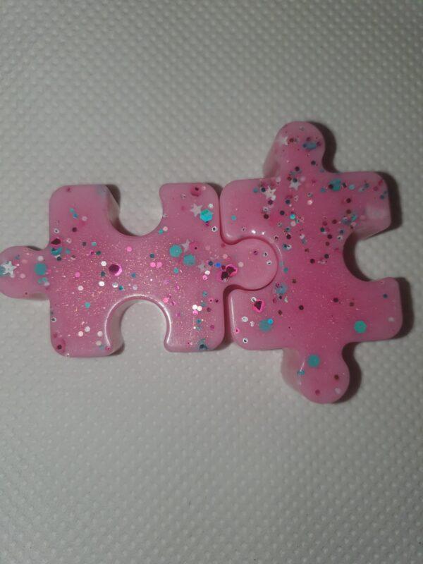 Jigsaw puzzle melt - main product image