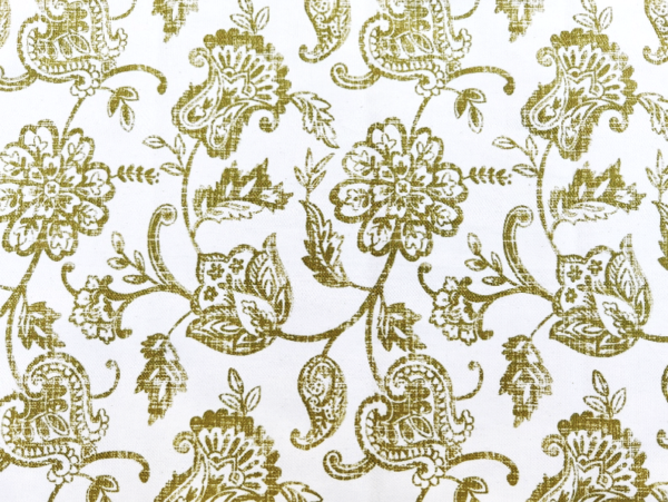 Olive Paisley Placemats - product image 2
