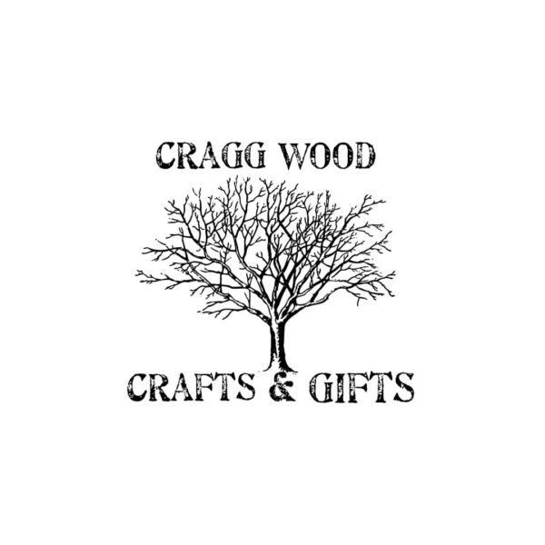 Cragg wood crafts and gifts shop logo