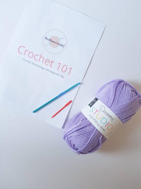 Crochet Beginner Kit, Learn To Crochet Beginner Set - product image 4