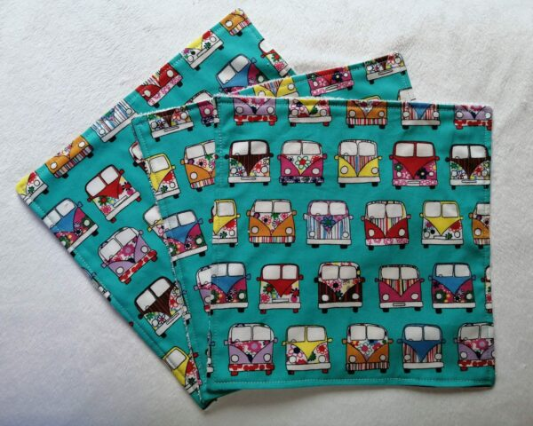 Reusable kitchen wipes, campervans - main product image