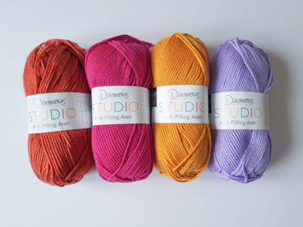 Crochet Beginner Kit, Learn To Crochet Beginner Set - product image 3