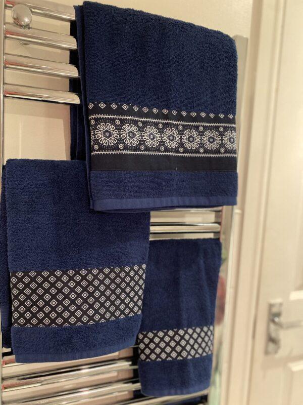 Midnight Ocean Towel Set - product image 2