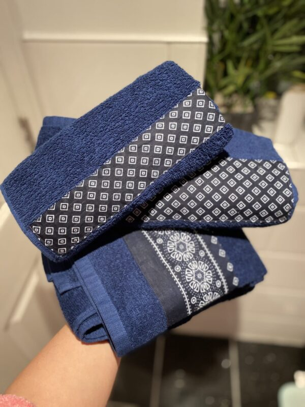 Midnight Ocean Towel Set - product image 3