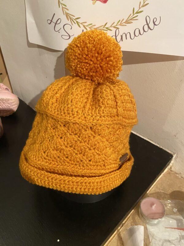 Mini and me bobble hats - product image 2