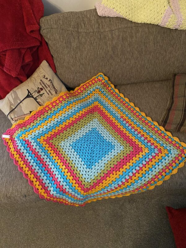 Baby blanket - main product image