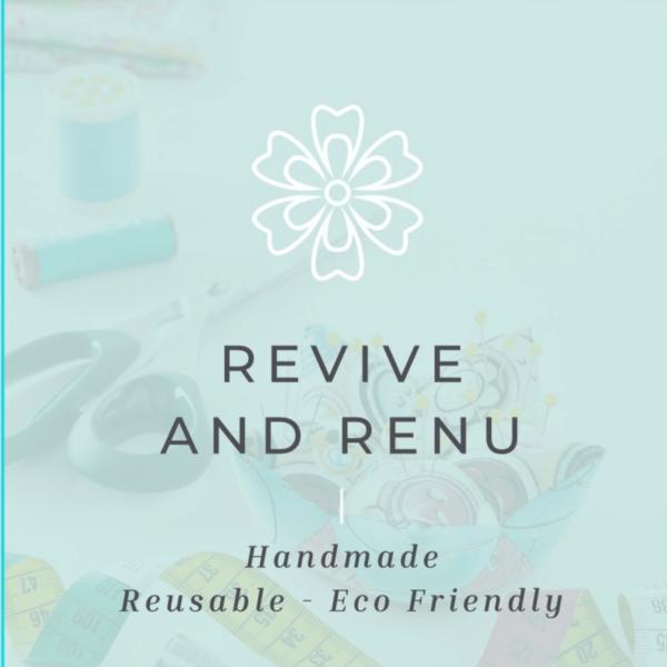 Revive and Renu shop logo