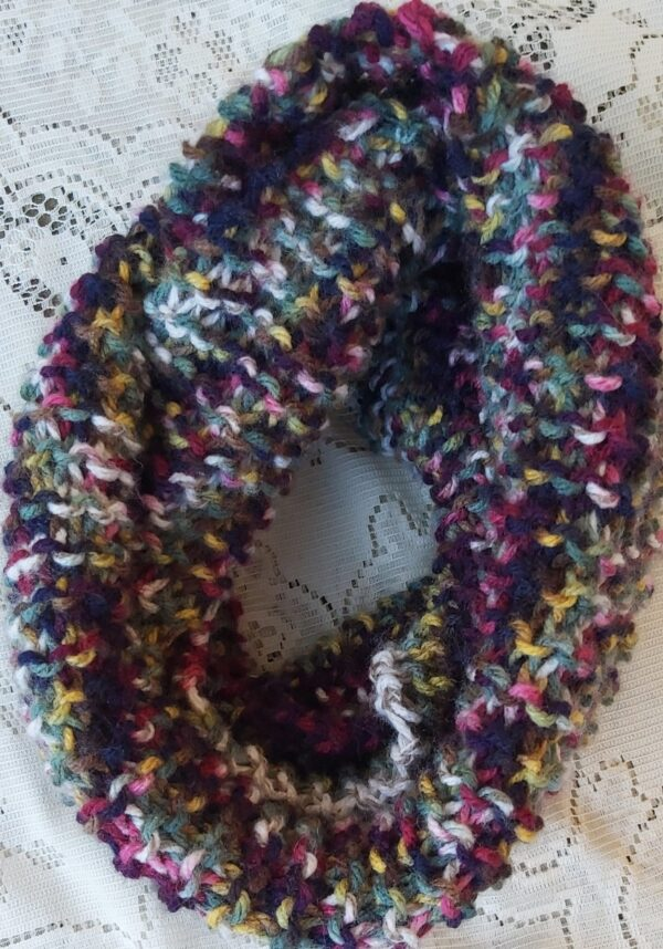 Warm and Cosy Snood - main product image