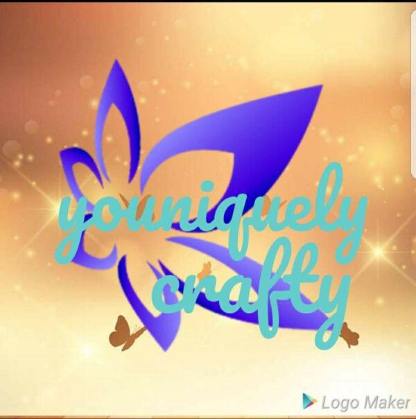 Youniquely crafty shop logo