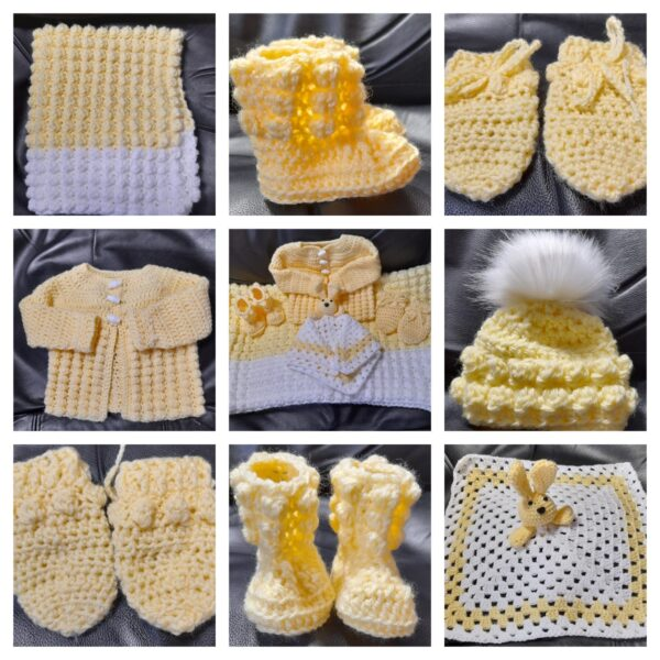 Yellow ' Welcome Home ' Set - main product image