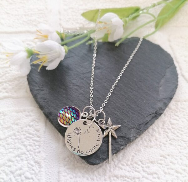 Wishes Do Come True Necklace - main product image