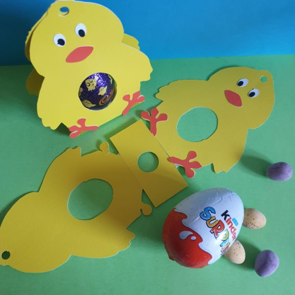 Easter egg holder Chick PACK OF 2 - product image 2