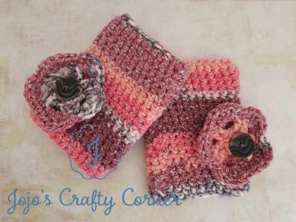 Mother's Day gift set Mug cosy and Handwarmers - product image 2