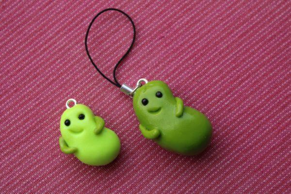 Green Beanie Bean - product image 2