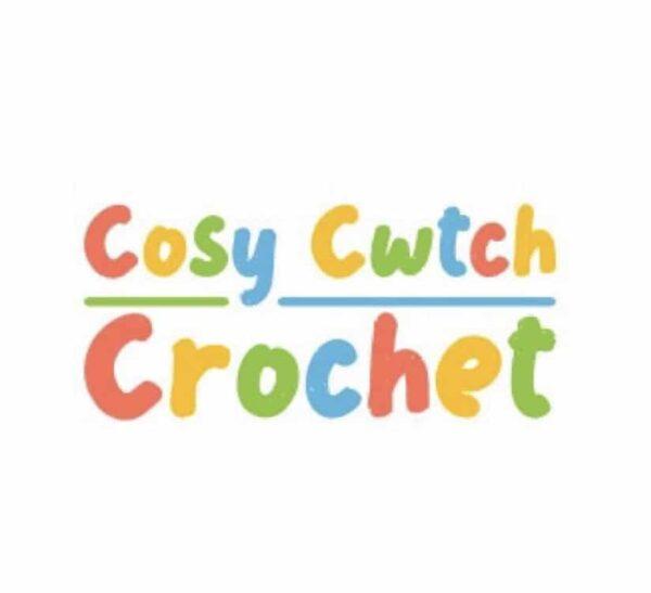 Cosy Cwtch Crochet shop logo