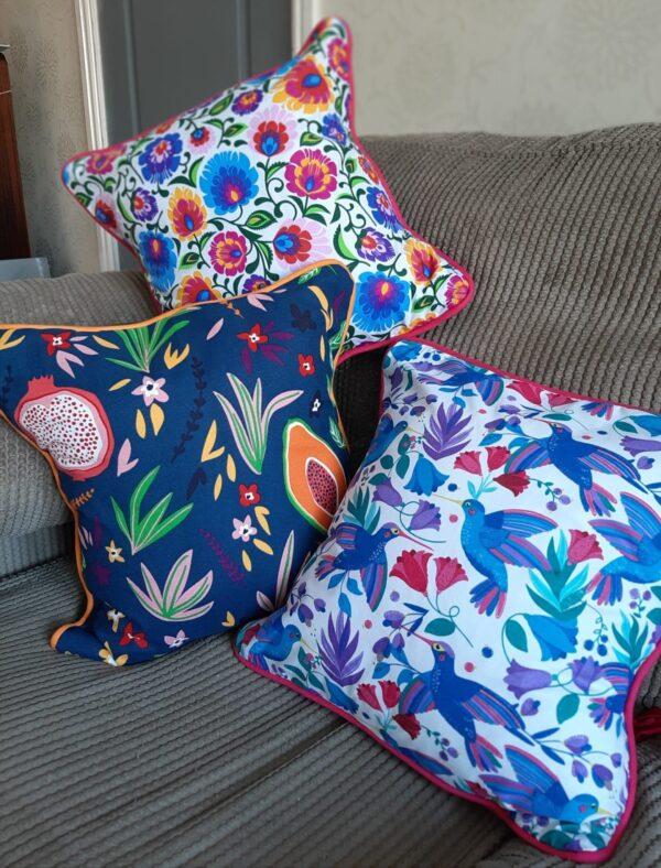 Fruits & Fig Cushion 40 x 40 - product image 2