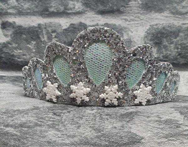 Snow queen headband tiara - main product image