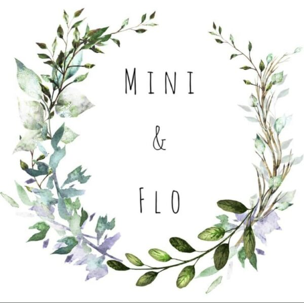 Mini & Flo shop logo