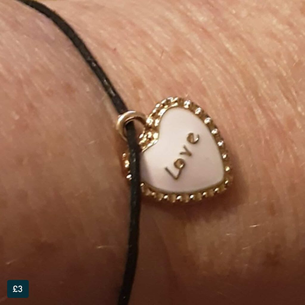 Adjustable Charm Bracelets