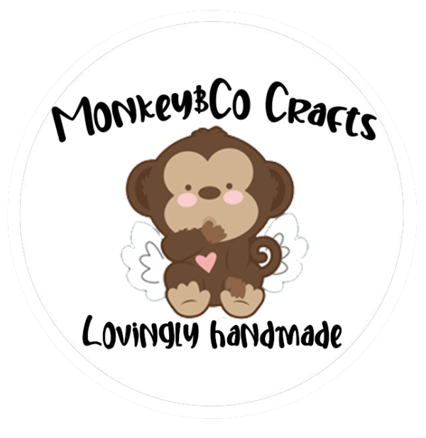 Monkey&Co crafts shop logo