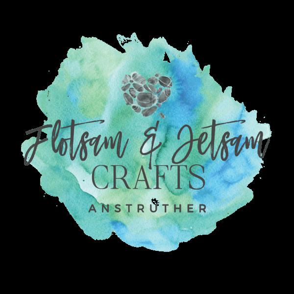 Flotsam & Jetsam Crafts Anstruther shop logo