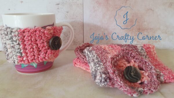 Mother's Day gift set Mug cosy and Handwarmers - main product image