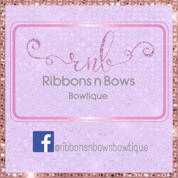 Ribbony Things Bowtique shop logo