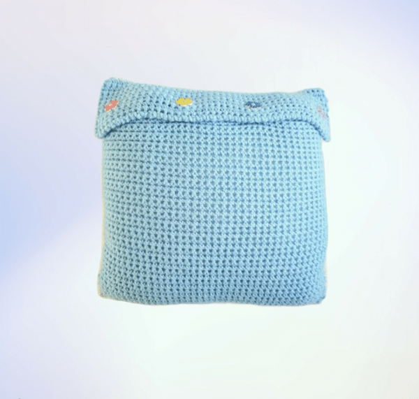 Rainbow Puff Pillow - product image 3
