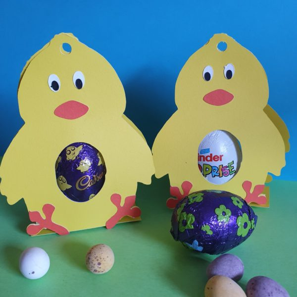 Easter egg holder Chick PACK OF 2 - main product image
