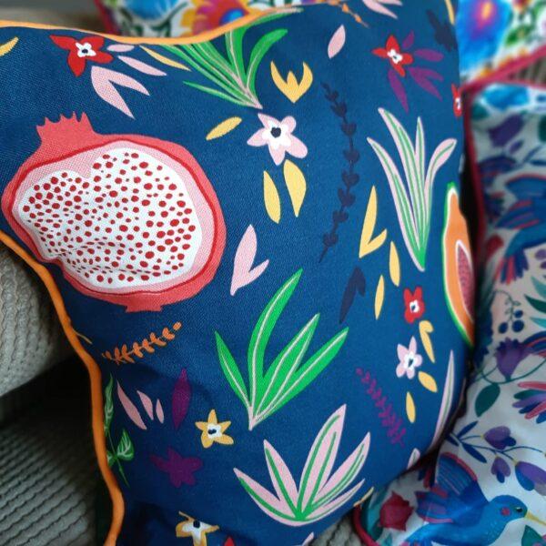 Fruits & Fig Cushion 40 x 40 - main product image