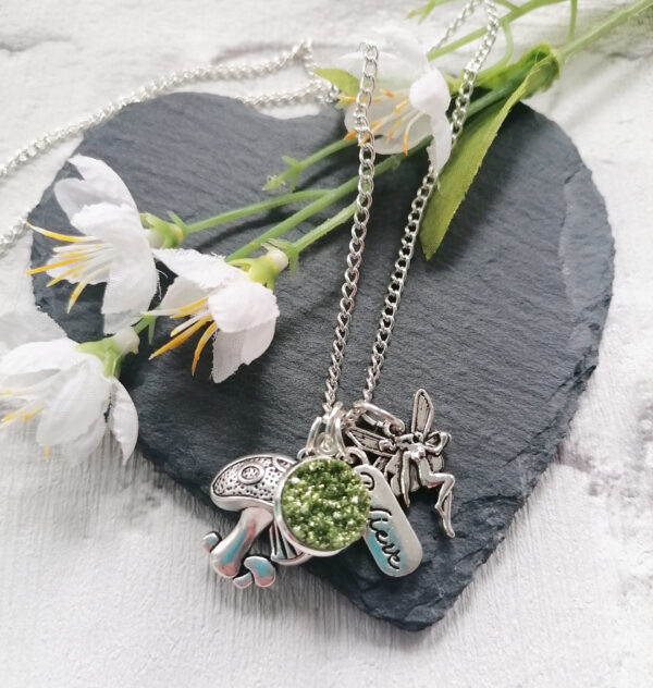 Fairy Charm Necklace - main product image