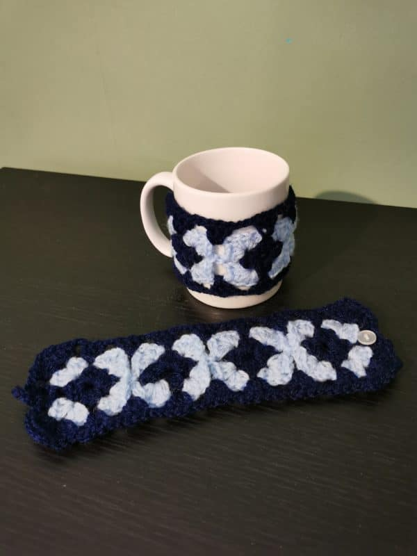 Crochet cup cosys - product image 3