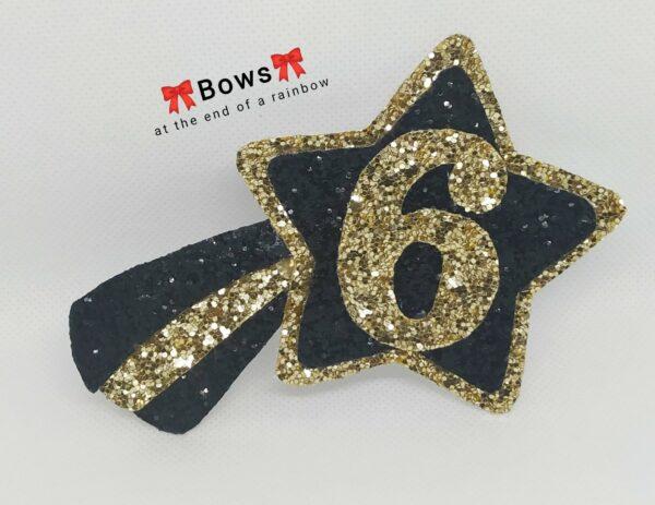 Shooting star birthday badge - product image 3