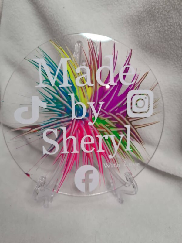 Acrylic plaques - main product image