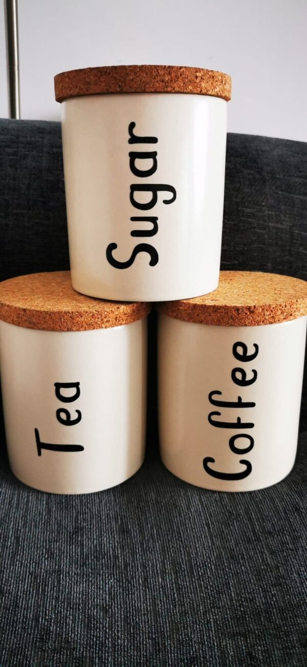 Tea, Coffee & Sugar Set - main product image