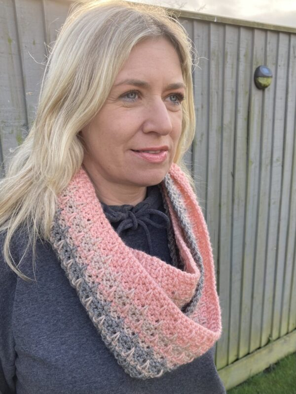 Infinity scarf - product image 5