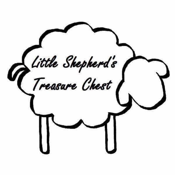 Little Shepherd's Treasure Chest shop logo