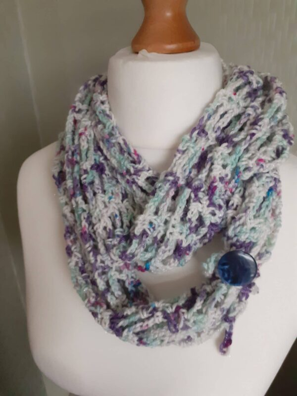 Infinity scarf - main product image