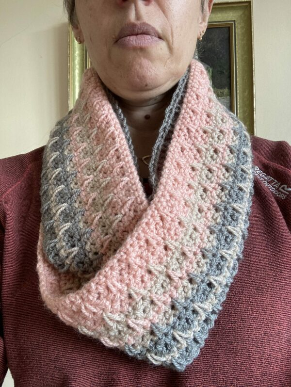 Infinity scarf - product image 4