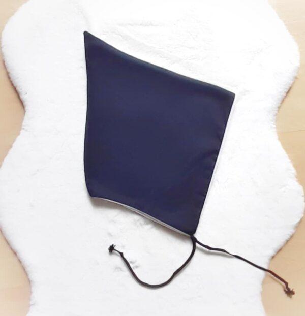 Midnight Black Pixie Hat - main product image