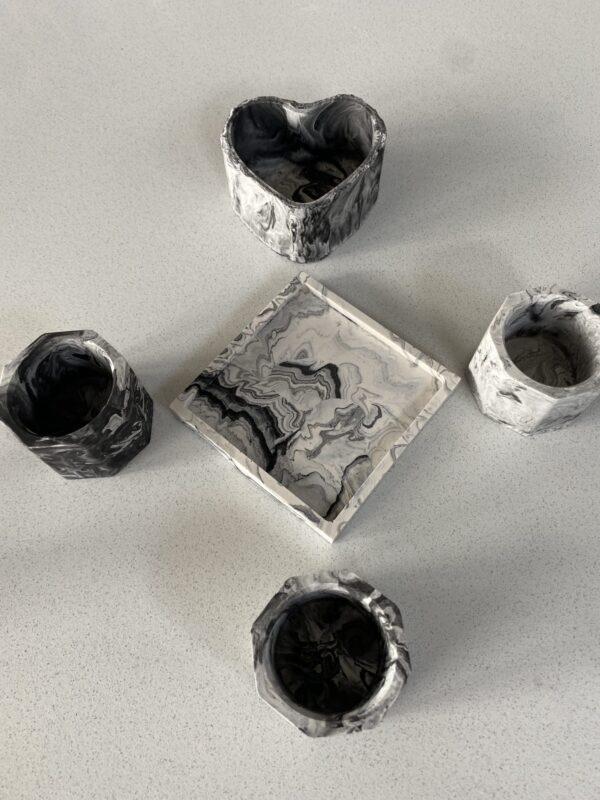 Swirly Wirly Candle Holder Tea Light Pot - main product image