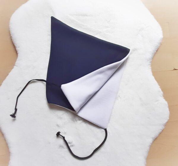Midnight Black Pixie Hat - product image 2
