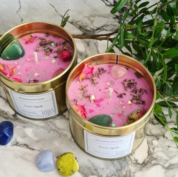 Law of Attraction Love Candles - product image 4