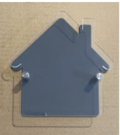 House Number Plaque - product image 3