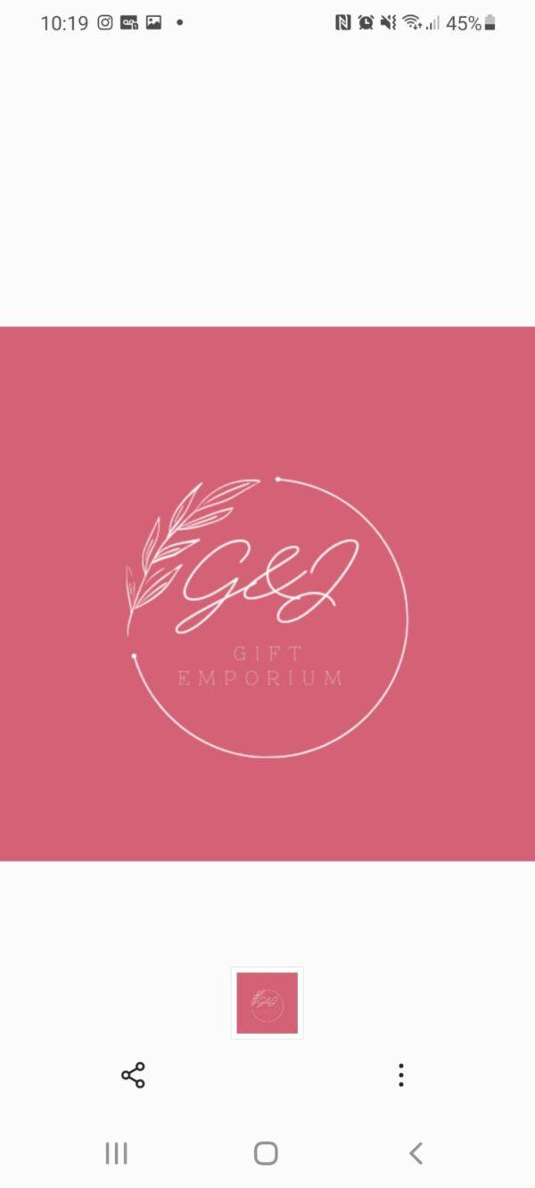 G&J Gift Emporium shop logo