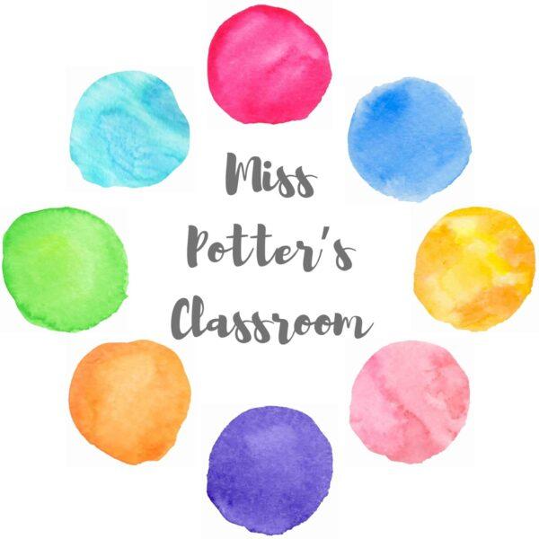 Miss Potters Classroom shop logo