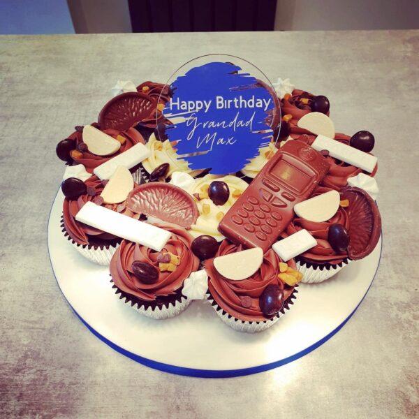 Personalised Acrylic Cake Topper - product image 4