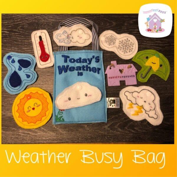 Weather BusyBag - product image 2