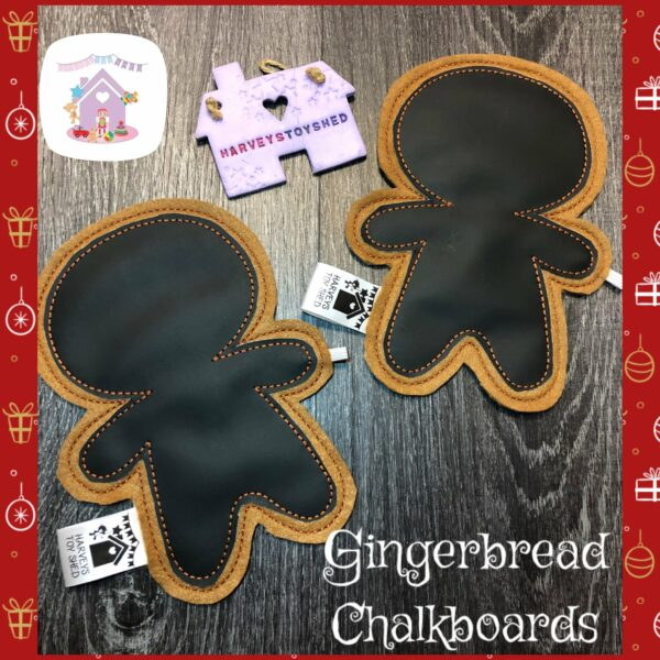 Children's Christmas Chalkboards - product image 2